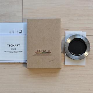 ニコン(Nikon)のTECHART TZE-01(レンズ(ズーム))