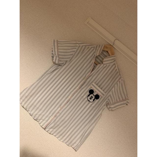 GU(ジーユー)のGU mickeyパジャマ レディースのルームウェア/パジャマ(パジャマ)の商品写真