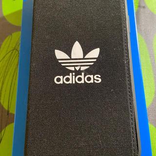 adidas - iPhone11☆手帳型ケース☆試着のみ美品☆