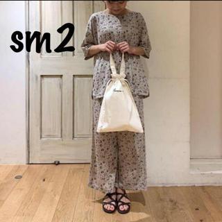 SM2 - サマンサモスモス ノベルティ ルームウェア