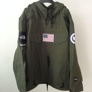 Supreme - 期間限定 Supreme The North Face Lサイズ Olive