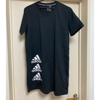 adidas - 新品 未着用 アディダス ロングTシャツ サイズOT