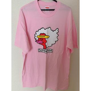 シュプリーム(Supreme)のsupreme pink t-shirt 新品未使用  (Tシャツ(半袖/袖なし))