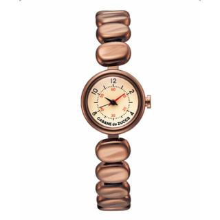カバンドズッカ(CABANE de ZUCCa)の新品 コーヒービーンズ 腕時計 ブラウン(腕時計)