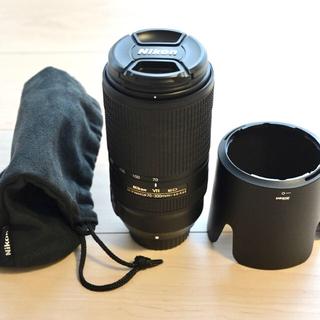 Nikon - ニコンAF-P NIKKOR 70-300 f/4.5-5.6E ED VR