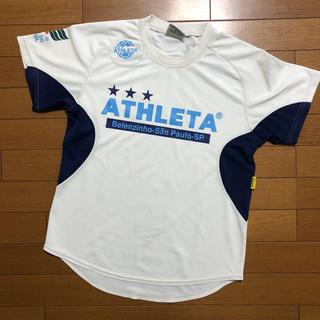 ATHLETA - アスレタ プラシャツ