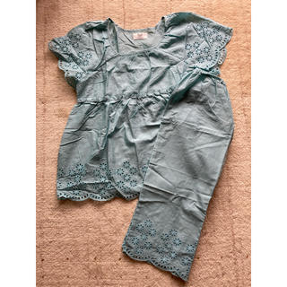 ワコール(Wacoal)のワコール綿レースパジャマ(パジャマ)