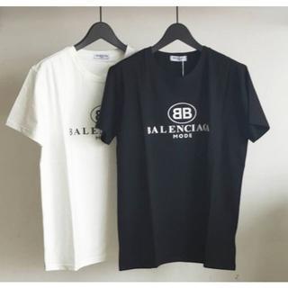 Balenciaga - ★2枚6950円バレンシアガBalenciaga半袖Tシャツ即購入可#07黒XL