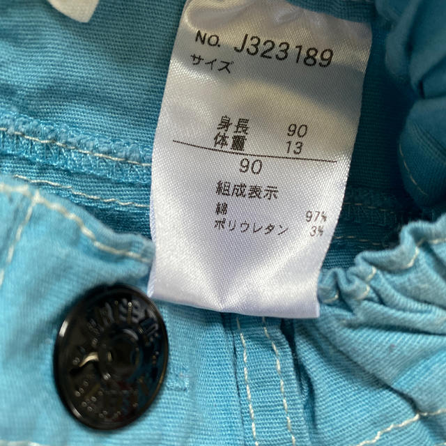 BREEZE(ブリーズ)のbreeze ハーフパンツ 半ズボン 90 キッズ/ベビー/マタニティのキッズ服男の子用(90cm~)(パンツ/スパッツ)の商品写真