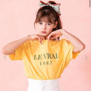 フィフス(fifth)のfifth ロゴTシャツ(Tシャツ/カットソー(半袖/袖なし))