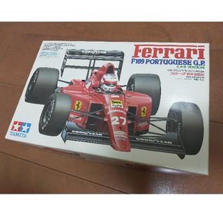 フェラーリ(Ferrari)のTAMIYA タミヤ フェラーリ F189 プラモデル(模型/プラモデル)