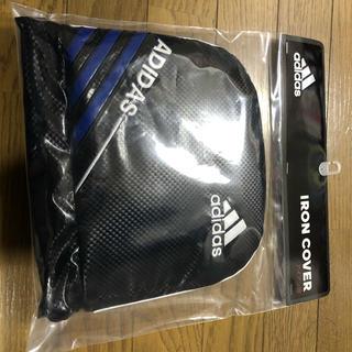 adidas - 【新品未開封】ADIDAS ゴルフ アイアンカバー 追加出品