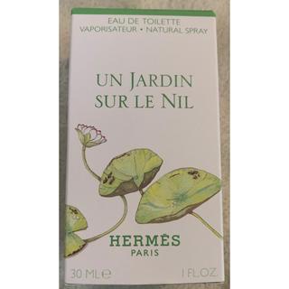 Hermes - HERMES エルメス ナイルの庭 オードトワレ 新品未使用箱付き