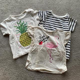 BREEZE - BREEZE tシャツ3点セット バラ売りも可能 80〜90サイズ