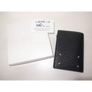 マルタンマルジェラ(Maison Martin Margiela)のmaison margiela マルジェラ 財布 wallet black(折り財布)