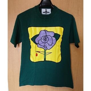 エーエフエフエー(AFFA)の超レア ❗ 希少 ❗ 初期 AFFA 薔薇 Tシャツ(Tシャツ/カットソー(半袖/袖なし))