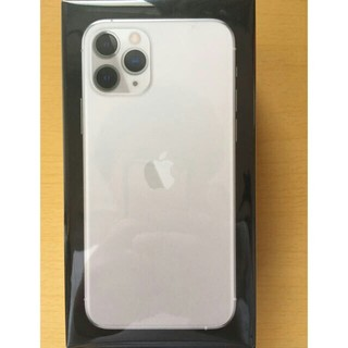 iPhone - iPhone11 pro 256G silver