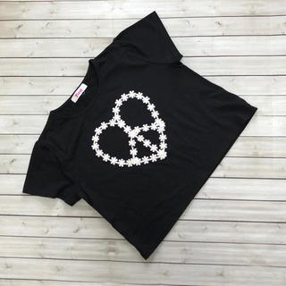 イングファースト(INGNI First)のINGNI First  Tシャツ  黒  150cm(Tシャツ/カットソー)