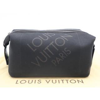 LOUIS VUITTON - 《LOUIS VUITTON/ダミエ ジェアン ノワール 》Bランク ブラック