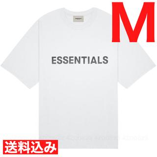 フィアオブゴッド(FEAR OF GOD)の本日限定価格 FOG Fear Of God Essentials Tシャツ M(Tシャツ/カットソー(半袖/袖なし))