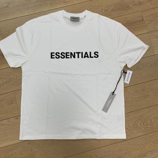 フィアオブゴッド(FEAR OF GOD)のessentials fog fear of god Tシャツ Lサイズ(Tシャツ/カットソー(半袖/袖なし))