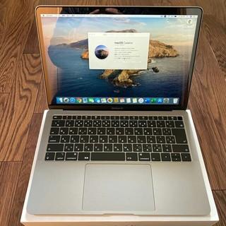 Apple - MacBook Air 13inch 2019年モデル スペースグレイ