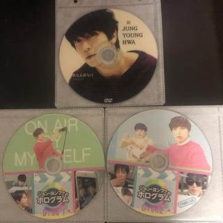 CNBLUE ヨンファ ホログラム ある素敵な日 PV&TV  DVD