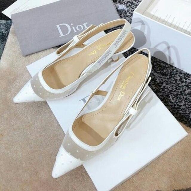 Dior(ディオール)のDior デイオール ーハイヒール レディースの靴/シューズ(ハイヒール/パンプス)の商品写真