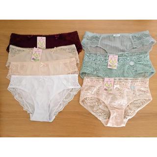 【新品未使用】 レディース ショーツ パンツ 7枚セット まとめ Lサイズ
