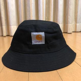 carhartt - カーハート バケットハット  黒 ブラック