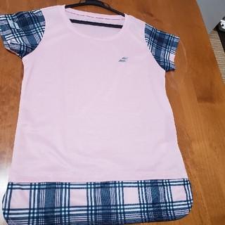 Babolat - バボラ ピンクTシャツ