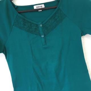 アルファキュービック(ALPHA CUBIC)のALPHA CUBIC トップス Tシャツ(Tシャツ(半袖/袖なし))