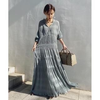 Ameri VINTAGE - ★Ameri VINTAGE★ SHIRRING PLEATS DRESS[S]