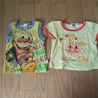 アンパンマン - アンパンマン タンクトップ&Tシャツ セット