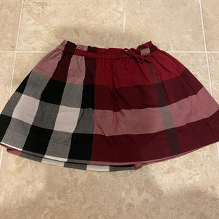 BURBERRY - バーバリー チルドレン キッズ ノバチェック スカート 3y 100cm