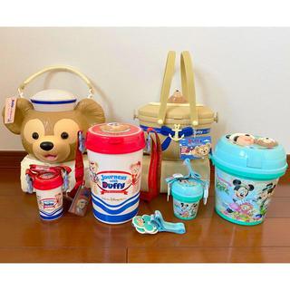 Disney - 超美品 ♡ ディズニーリゾート Duffy スーベニア ポップコーンバケット