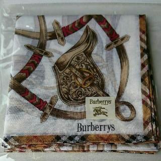 バーバリー(BURBERRY)のバーバリーハンカチ(ハンカチ)
