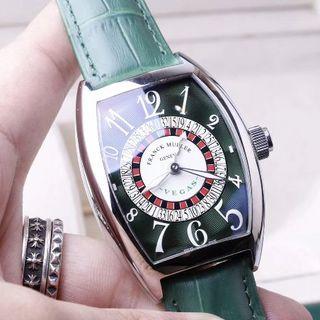 OMEGA - FRANCK MULLER超薄型 軽量 腕時計