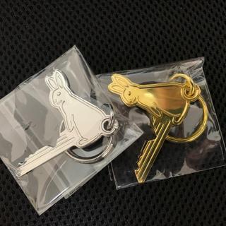 FR2 キーホルダー 2つセット 金 銀(その他)
