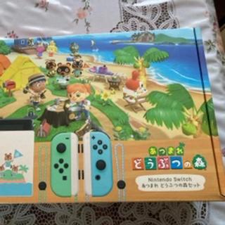 Nintendo Switch - 【新品・未使用】Nintendo Switch あつまれ どうぶつの森セット