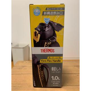 サーモス(THERMOS)の新品未使用】サーモス 水筒 真空断熱スポーツボトル 1L FHT-1001F(日用品/生活雑貨)
