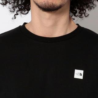 ザノースフェイス(THE NORTH FACE)のTHE NOTH FACE L/S スモールボックス ロゴティー Sサイズ 新品(Tシャツ/カットソー(七分/長袖))