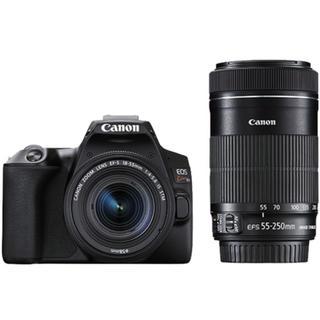 Canon - EOS Kiss X10 ダブルズームキット ブラック