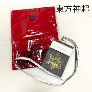 トウホウシンキ(東方神起)の東方神起 ツアーTシャツ & パスケース WITH ※他にもあります(アイドルグッズ)