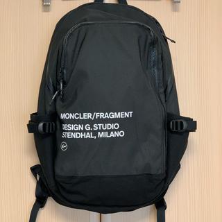 モンクレール(MONCLER)の新品 moncler genius fragment backpack(バッグパック/リュック)