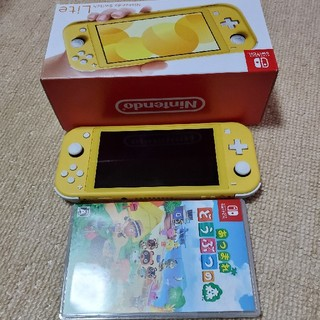 Nintendo Switch - Nintendo Switch Liteどうぶつの森セット
