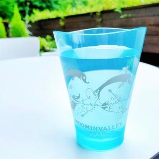 【ムーミンバレーパーク限定】ムーミン トライタンカップ グラス コップ