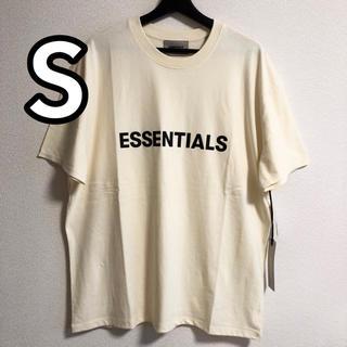 フィアオブゴッド(FEAR OF GOD)の新品pacsun 購入【S】FOG ESSENTIALS Tシャツ(Tシャツ/カットソー(半袖/袖なし))