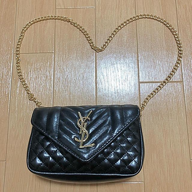 Yves Saint Laurent Beaute(イヴサンローランボーテ)の【今週限定値下げ!!】ショルダーバッグ  レディースのバッグ(ショルダーバッグ)の商品写真