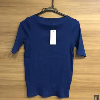 ユニクロ(UNIQLO)のトップス(カットソー(半袖/袖なし))